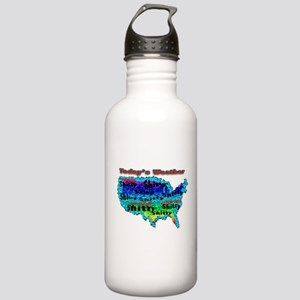 Today's Weather Stainless Water Bottle 1.0L