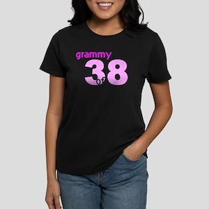 Grammy of 38 Women's Dark T-Shirt