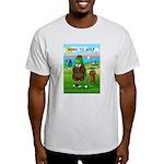 The Leader Ash Grey T-Shirt