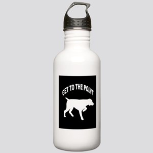 GET TO THE POINT Stainless Water Bottle 1.0L
