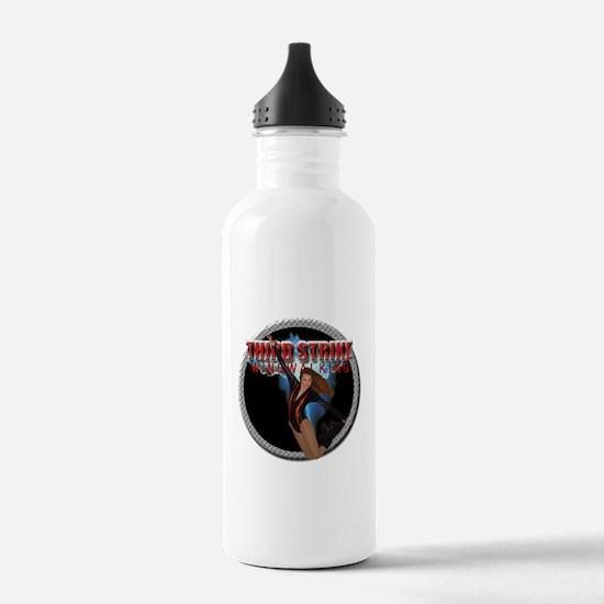Full Logo Water Bottle