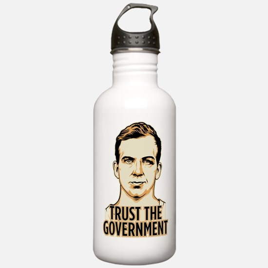 Trust Government Oswald Editi Water Bottle