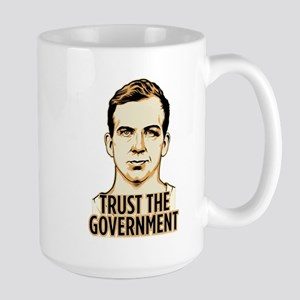 Trust Government Oswald Editi Large Mug