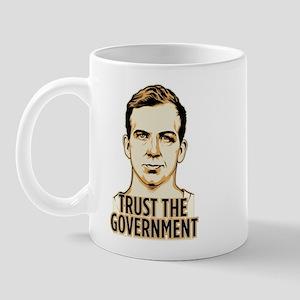 Trust Government Oswald Editi Mug