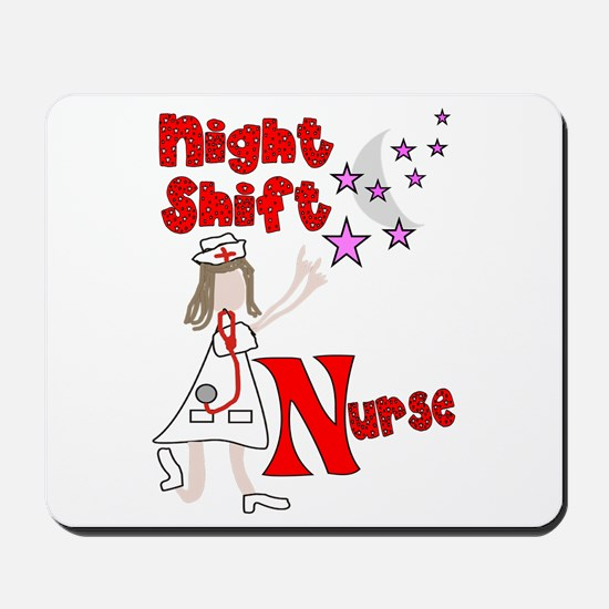 Nurse XXX Mousepad