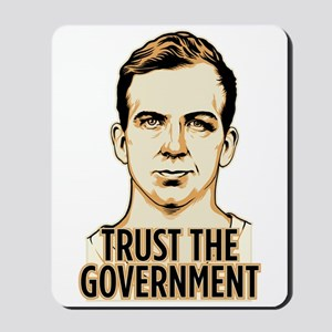 Trust Government Oswald Editi Mousepad