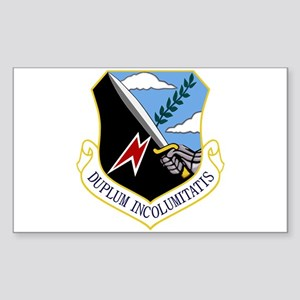 92nd Bomb Wing Sticker (Rectangle)