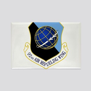 92nd ARW Rectangle Magnet