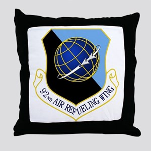 92nd ARW Throw Pillow