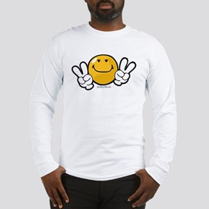 ambition smiley Long Sleeve T-Shirt
