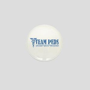 Team Peds SGH Mini Button