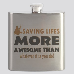 Paramedic designs Flask