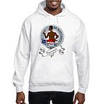 Darroch Clan Badge Hooded Sweatshirt