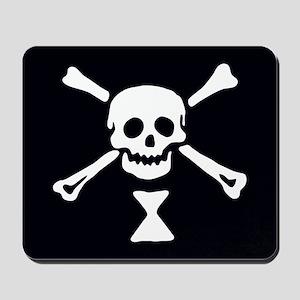 Emanuel Wynne Pirate Flag Mousepad