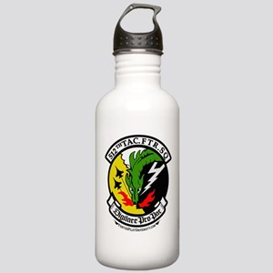 512th TFS Stainless Water Bottle 1.0L