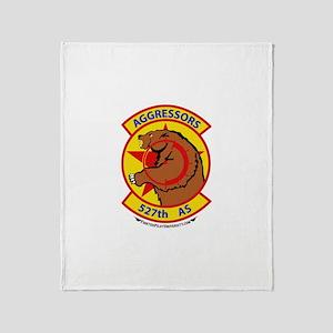 527 AS Throw Blanket