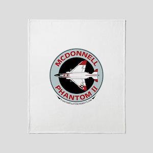 MD Phantom II Throw Blanket