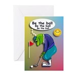 Be the Ball Greeting Cards (Pk of 10)