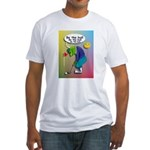 Be the Ball Fitted T-Shirt