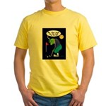 Be the ball (#2) Yellow T-Shirt