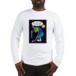 Be the ball (#2) Long Sleeve T-Shirt
