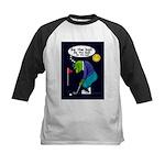 Be the ball (#2) Kids Baseball Jersey