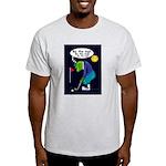 Be the ball (#2) Ash Grey T-Shirt