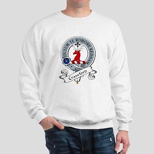 Crawford Clan Badge Sweatshirt