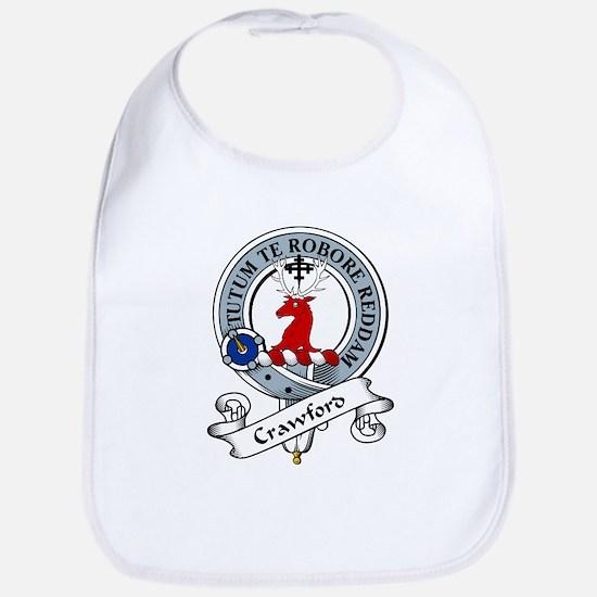 Crawford Clan Badge Bib