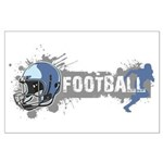 Football Large Poster