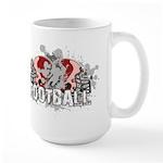 Football Large Mug