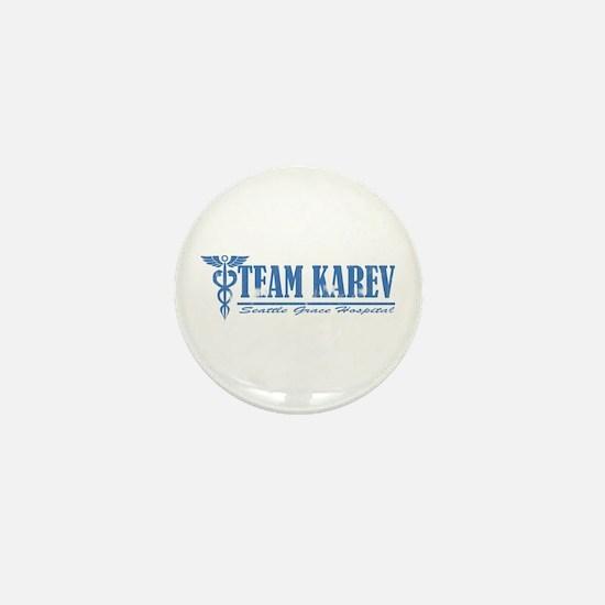 Team Karev SGH Mini Button