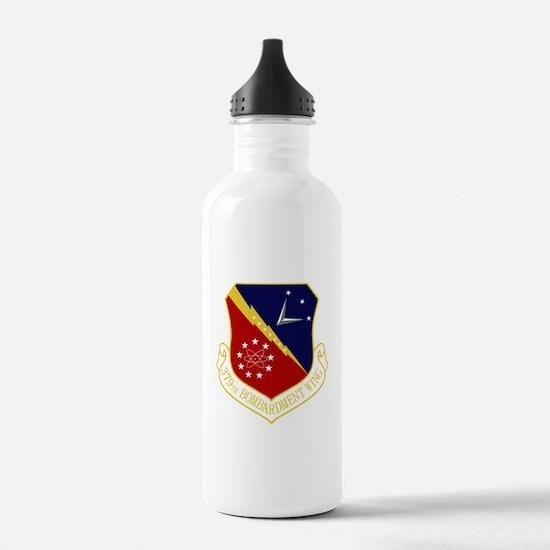 379th Bomb Wing Water Bottle