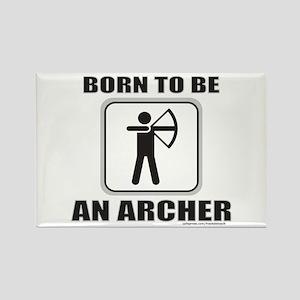 ARCHER/ARCHERY Rectangle Magnet
