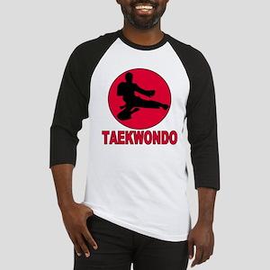 Taekwondo Baseball Jersey