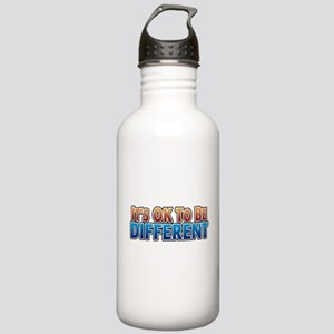 It's OK to be Different Stainless Water Bottle 1.0