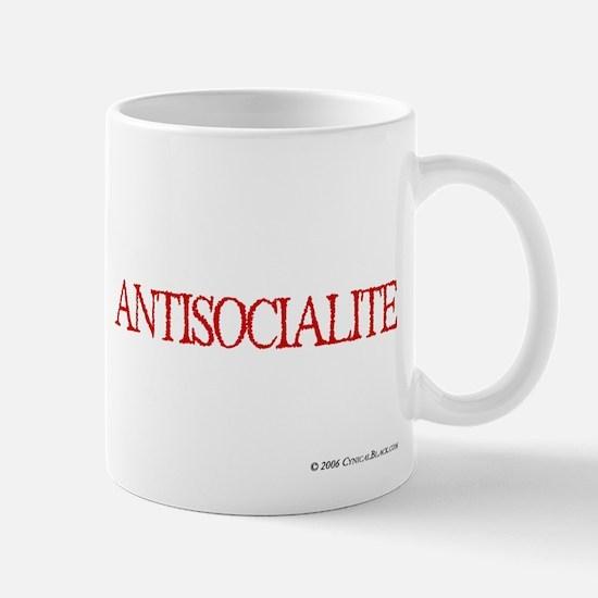 Antisocialite Mug