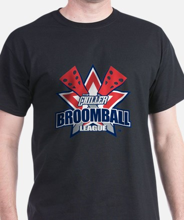 Broomball League T-Shirt