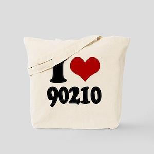 I heart 90210 Tote Bag