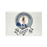 Charteris Clan Badge Rectangle Magnet (10 pack)