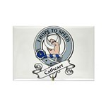 Cathcart Clan Badge Rectangle Magnet (10 pack)