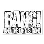 Bang Sticker (Rectangle)