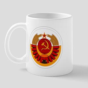 USSR Cosmonaut Mug