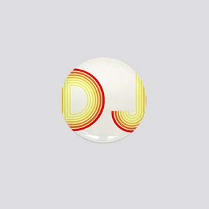 DJ Mini Button