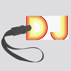 DJ Luggage Tag