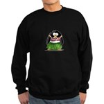 Hula Penguin Sweatshirt (dark)