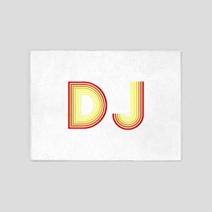DJ 5'x7'Area Rug