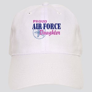 Proud Air Force Daughter Cap