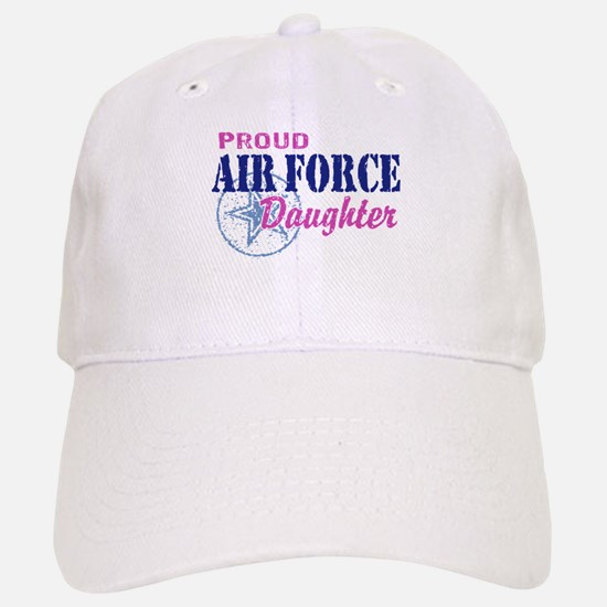 Proud Air Force Daughter Baseball Baseball Cap