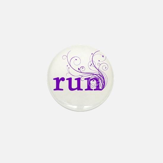 run Mini Button